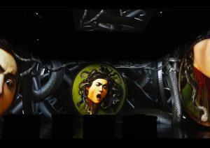Caravaggio exhibition image
